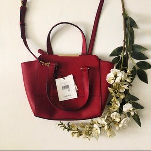 Calvin Klein Red Purse